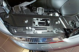 audi a8 vin vehicle identification chassis number - vin number