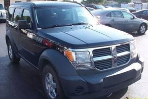 dodge Nitro VIN Locations