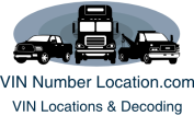 VIN Number Location.com